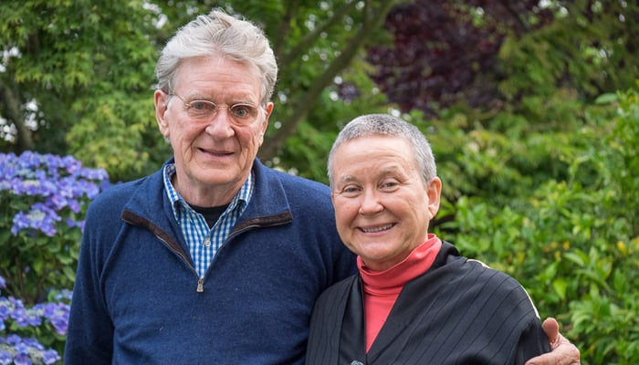 Special Announcement: Isa Gucciardi and Robert Thurman Teaching Together at Menla