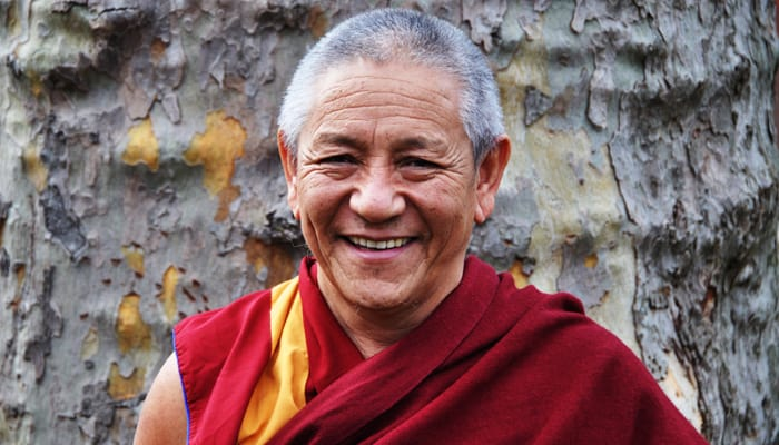 Special Announcement: Geshe Pema Dorjee: Compassion in Action Tour