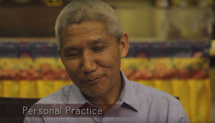 Video: Personal Practice with Thupten Jinpa, Ph.D.