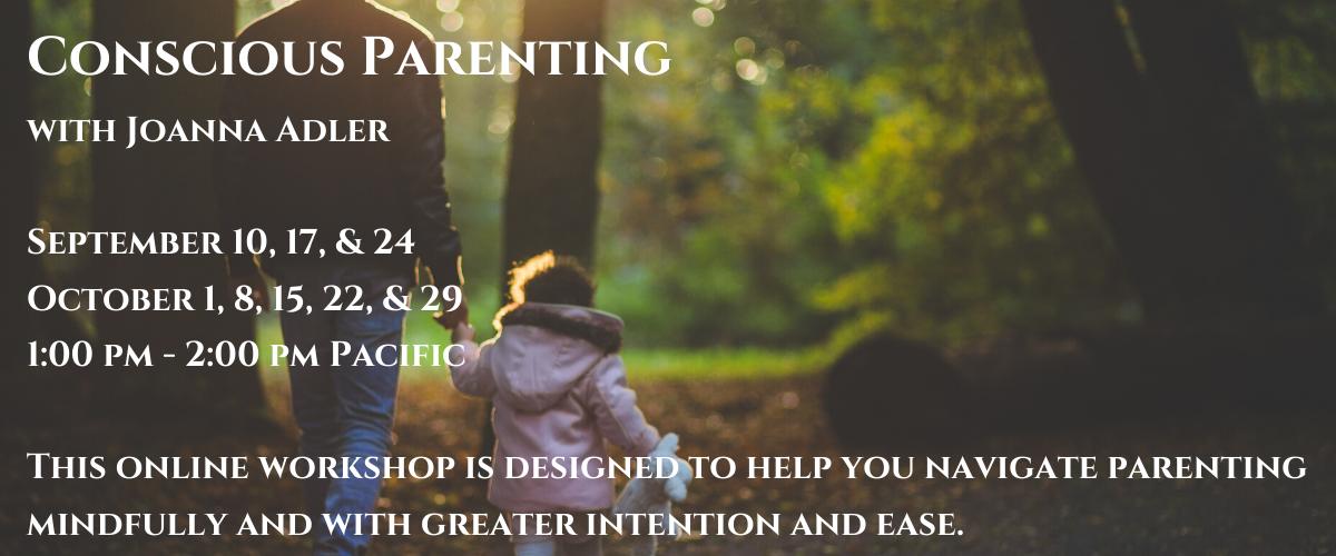 Slider – Conscious Parenting Sept-Oct