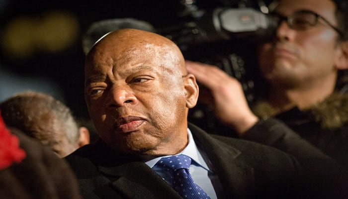 Blog: John Lewis and the Good Trouble Path of Peace