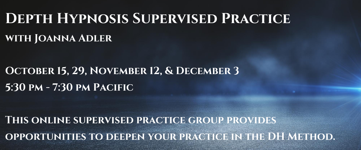 DH Supervised Practice