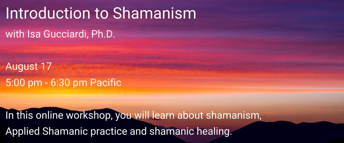 Introduction to Shamanism_Slider